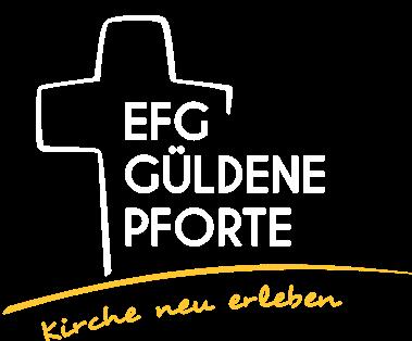 Logo negativ EFG Güldene Pforte300